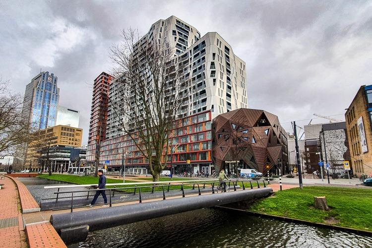 Quanto custa viajar para a Holanda - Rotterdam © Imagina na Viagem
