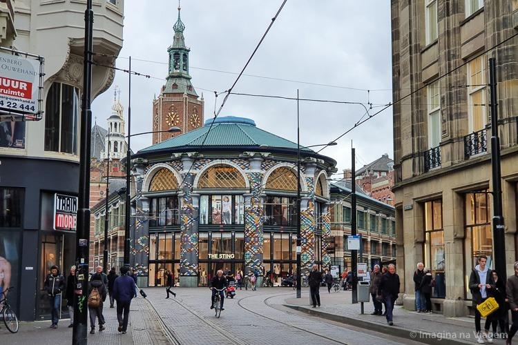 Quanto custa viajar para a Holanda - Haia © Imagina na Viagem