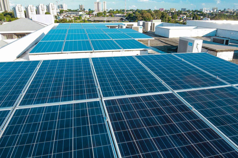 Residencial Adrianópolis 13Kwp InfinitySun Energia Solar