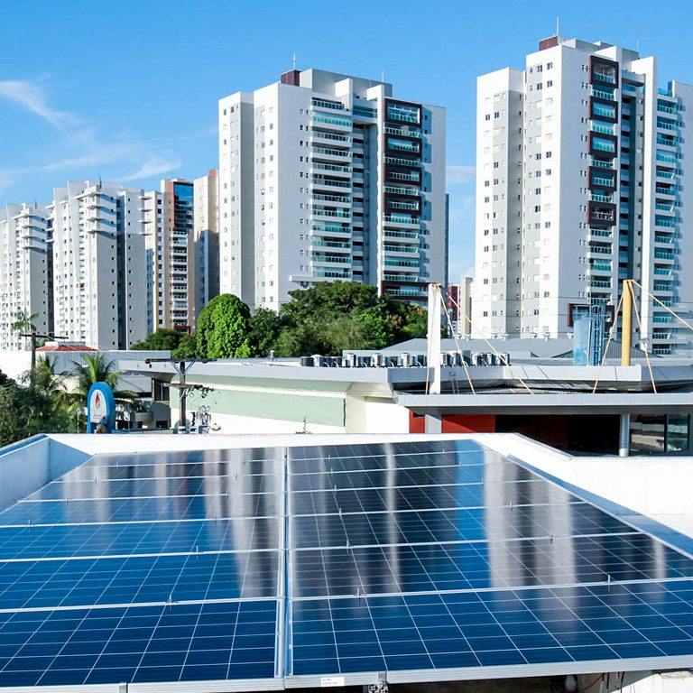 InfinitySun Energia Solar placa solar fotovoltaica