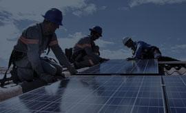 Instalação Placas Solares InfinitySun Energia Solar