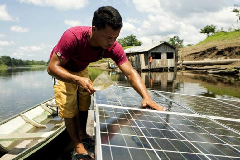 Energia Solar Amazonas InfinitySun Energia Solar