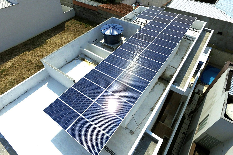 Residencial Bosque Imperial 12Kwp InfinitySun Energia Solar
