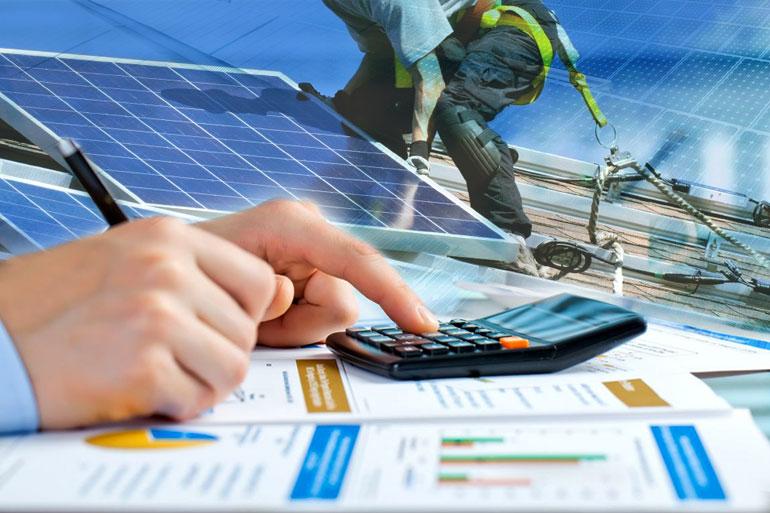 Investimento em energia solar gera economia financeira e ajuda o