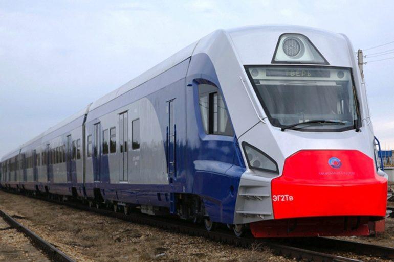 Plano de Baterias para Ferrovias Russas.