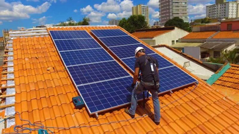 Geração de Energia Fotovoltaica Solar