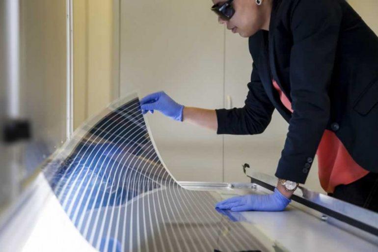 Células solares orgânicas imunes ao desgaste atmosférico.