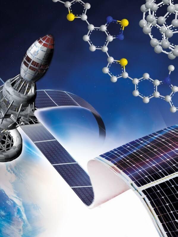 Células solares orgânicas duram 10 anos no espaço