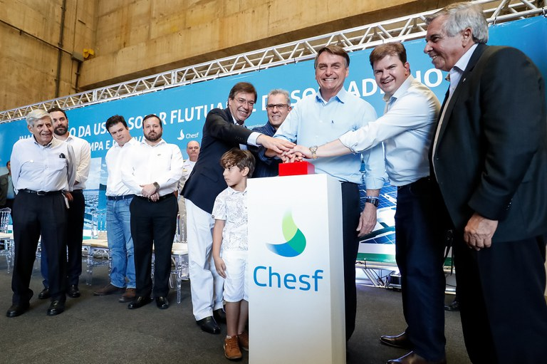 Bolsonaro pretende Instalar Usinas Solares