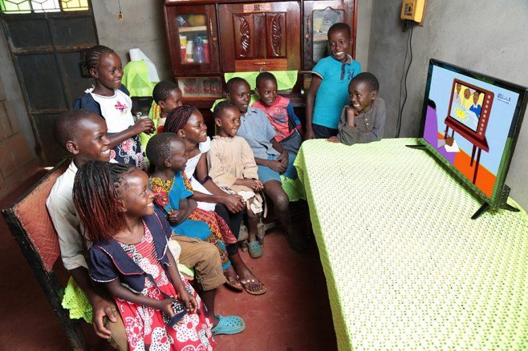 Ajudando crianças do Quênia em época de COVID-19