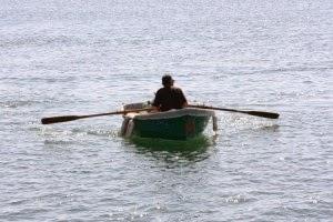 tocar o barco em inglês