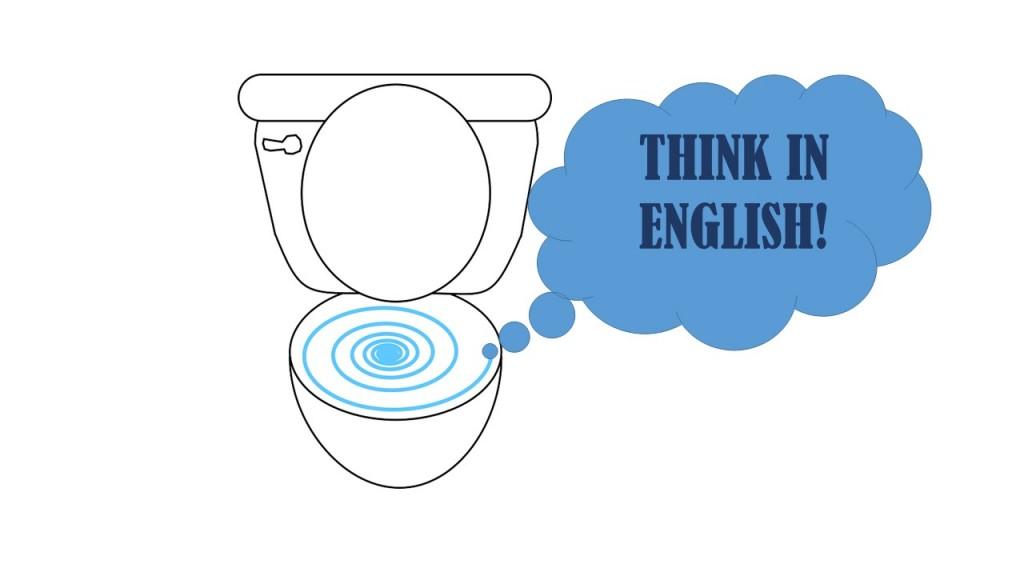 Como pensar em Inglês - dicas para pensar em Inglês