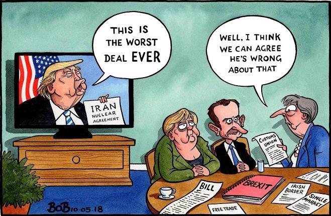 Cartoon em inglês com interpretação