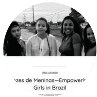 Parceria com a GreaterGood.org no programa Girls' Voices