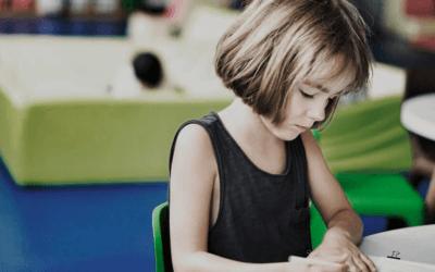 Escola bilíngue infantil
