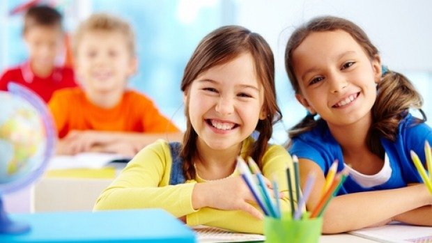 Franquia de escola de inglês infantil