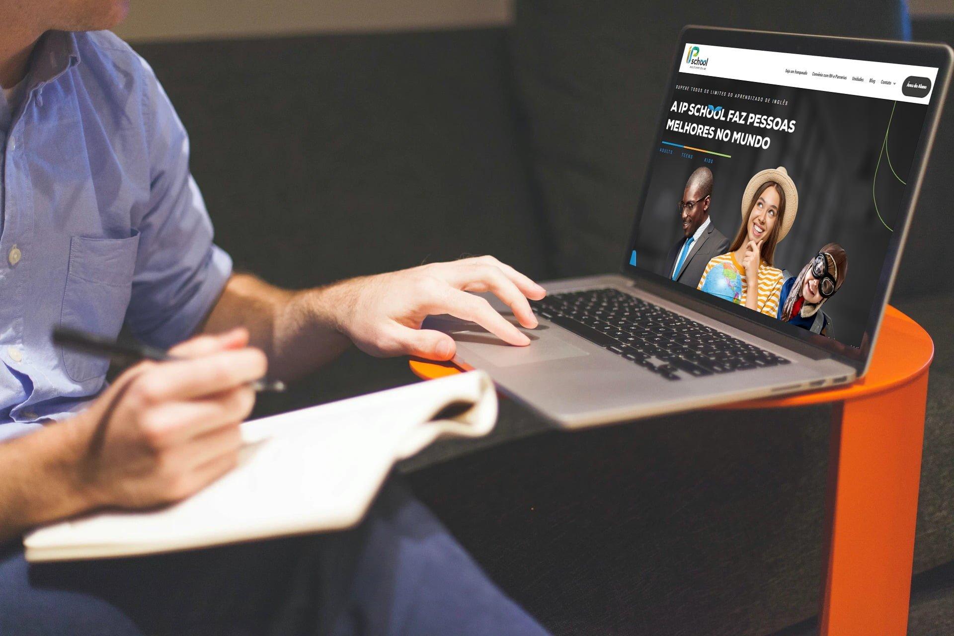 Vantagens de um curso online