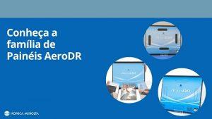 Painéis AeroDR