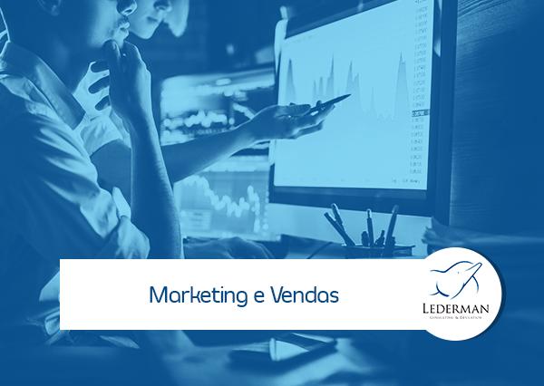Marketing e Vendas trabalhando juntos
