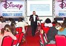 Empresários elogiam Workshop Disney