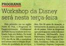 Workshop Disney em Belém
