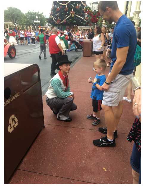 Encantamento Parques Disney