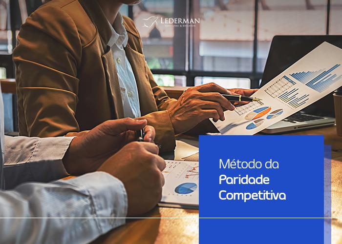 [Aula 4 Mód. 2 ] Método da Paridade Competitiva