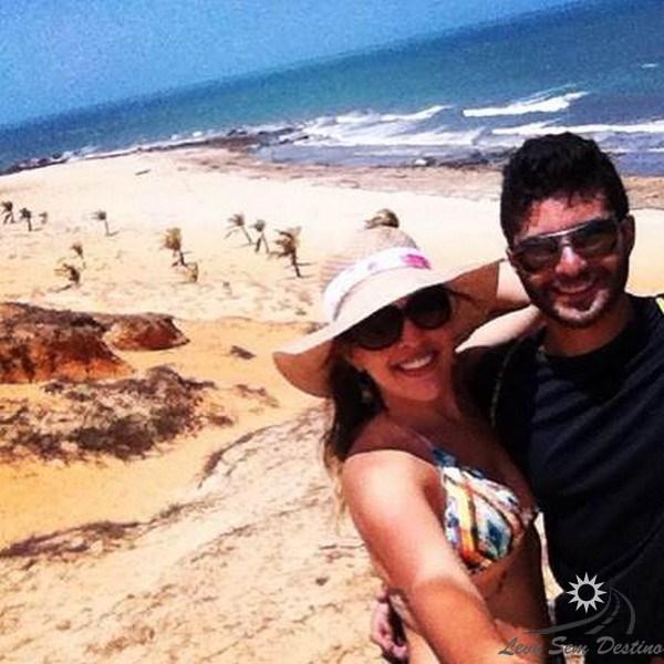Praia malhada Jericoacoara