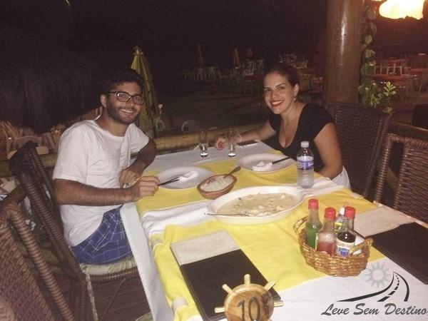 restaurante maritimo guajiru flexeiras trairi ceara