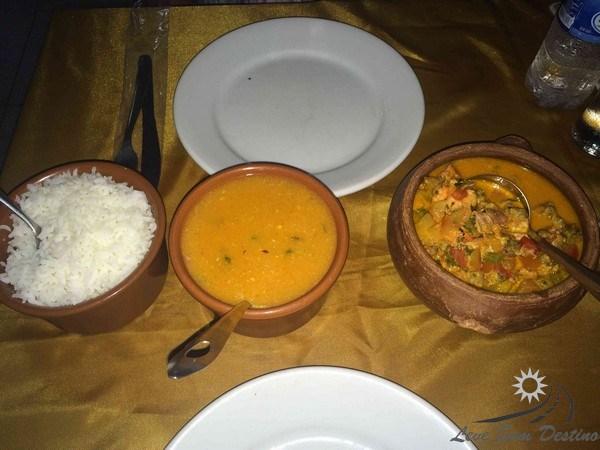 restaurante taocas - maragogi - alagoas - barra de sao miguel - maceio