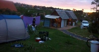 camping & cabanas viveiro - alto paraiso - chapada dos veadeiros
