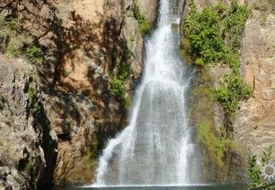 Cachoeira do Macaquinho – Chapada dos Veadeiros