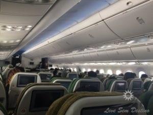 Como e voar para a Tailandia pela Ethiopian Airlines - aviao