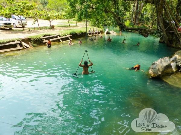 Dicas importantes para sua viagem ao Laos - moeda - visto - blue lagoon - kuang si falls - clima - estradas - internet - sudeste asiatico (6)