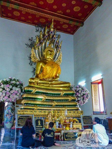 motivos para viajar para a tailandia - budismo