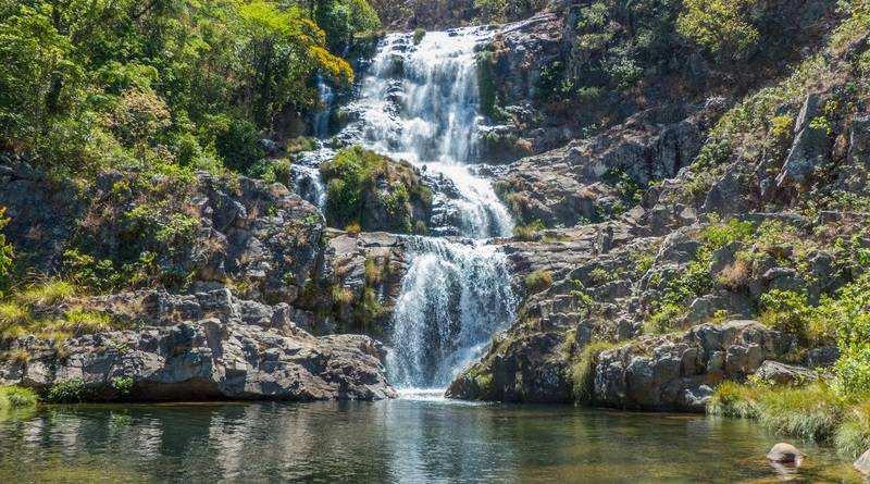 38 cachoeiras da Chapada dos Veadeiros
