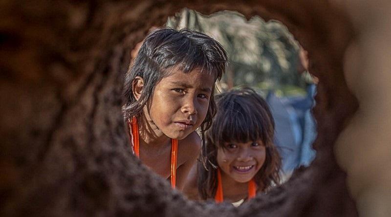 xii-aldeia-multietnica-criancas-indigenas-chapada dos veadeiros