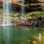 Cachoeira do Cordovil, Esmeraldas e Rodeador – 3 Joias de Veadeiros