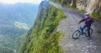 estrada da morte - camino a los yungas - la cumbre - la paz - bolivia (2)