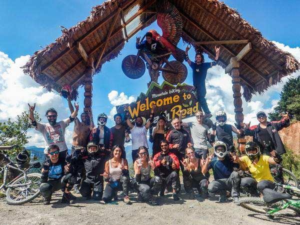 estrada da morte - camino a los yungas - la cumbre - la paz - bolivia (32)