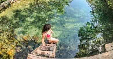mimoso de goias - hotel fazenda da vovo - nascente do rio bom jesus - brazlandia - poco azul - churrasco - o que fazer - turismo - Padre Ber (14)
