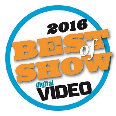NewBay Media's 2016 NAB Best of Show Award, Digital Video, Leyard® TW1.2 Series LED Video Wall