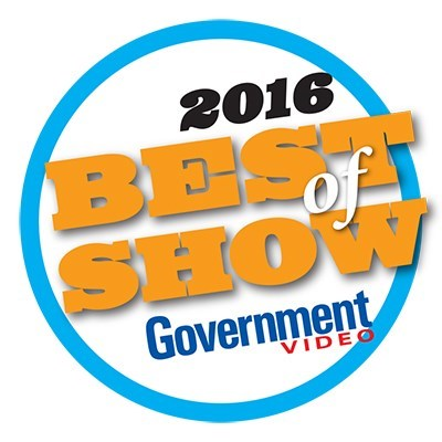 NewBay Media's 2016 NAB Best of Show Award, Government Video, Leyard® TW1.2 Series LED Video Wall