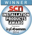 Systems Contractor News Installation Product Award 2014 Most Innovative Video Display: Planar® UltraRes™ Series