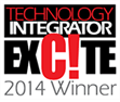 Technology Integrator ExC!te Award 2014 Planar® EP Series 4K