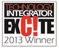 Technology Integrator Exc!te Award 2013 Planar® UltraRes™ Series