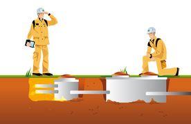 Como limpar fossas residenciais