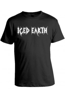 Camiseta Iced Earth