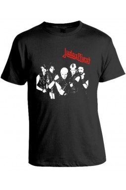 Camiseta Judas Priest Band