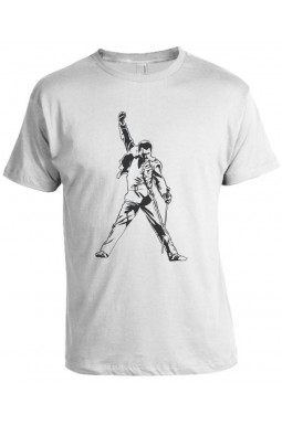 Camiseta Freddie Mercury Tribute
